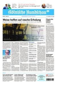 Kölnische Rundschau Wipperfürth/Lindlar – 31. März 2020