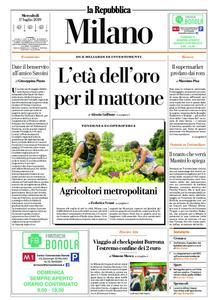 la Repubblica Milano – 17 luglio 2019