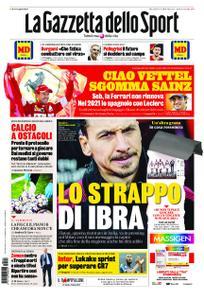 La Gazzetta dello Sport Roma – 13 maggio 2020