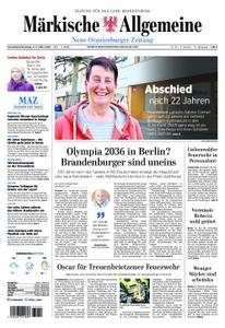 Neue Oranienburger Zeitung - 02. März 2019