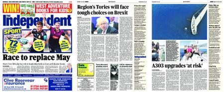 Sunday Independent Plymouth – May 26, 2019