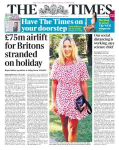 The Times - 31 March 2020