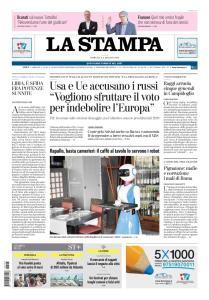 La Stampa Torino Provincia e Canavese - 5 Maggio 2019