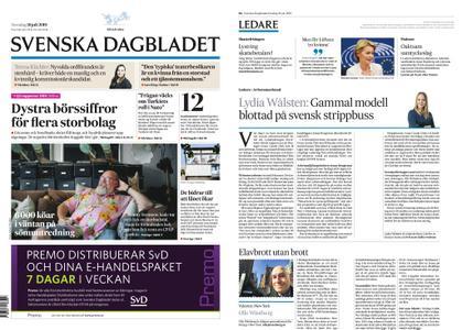 Svenska Dagbladet – 18 juli 2019