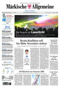 Märkische Allgemeine Dosse Kurier - 23. September 2019