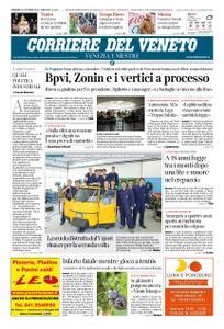 Corriere del Veneto Venezia e Mestre – 21 ottobre 2018