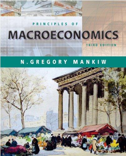 Principles of Macroeconomics (Repost)