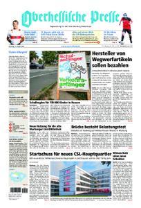 Oberhessische Presse Marburg/Ostkreis - 13. August 2019