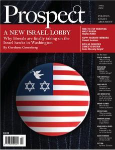 Prospect Magazine - April 2008