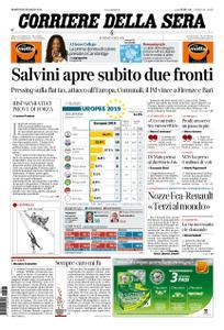 Corriere della Sera – 28 maggio 2019
