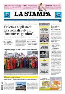 La Stampa Torino Provincia e Canavese - 28 Dicembre 2018