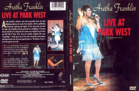 Aretha Franklin - Live At Park West (1999) Repost