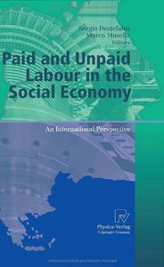 Paid and Unpaid Labour in the Social Economy: An International Perspective