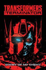 IDW-Transformers Vs The Terminator 2021 Hybrid Comic eBook