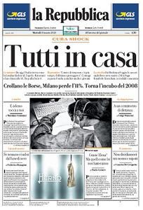 la Repubblica - 10 Marzo 2020