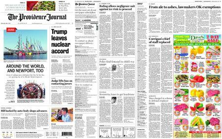 The Providence Journal – May 09, 2018