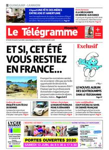 Le Télégramme Guingamp – 07 juin 2020