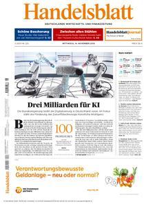Handelsblatt - 14. November 2018