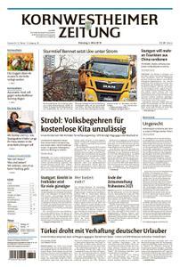Kornwestheimer Zeitung - 05. März 2019