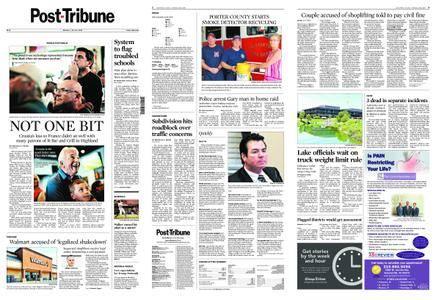 Post-Tribune – July 16, 2018