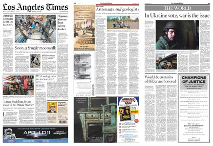 Los Angeles Times – July 20, 2019