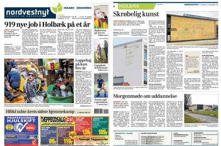 Nordvestnyt Holbæk Odsherred – 04. november 2019