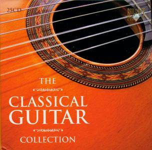 V.A. - The Classical Guitar Collection (25CDs, 2009)