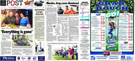 The Guam Daily Post – November 15, 2018