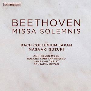 Bach Collegium Japan & Masaaki Suzuki - Beethoven: Missa solemnis, Op. 123 (2018) [Official Digital Download 24/96]