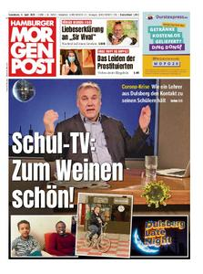 Hamburger Morgenpost – 04. April 2020