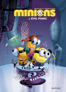 Minions - 02 - Evil Panic