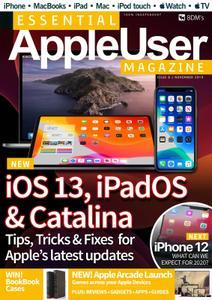 Essential AppleUser Magazine – October 2019