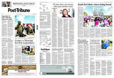 Post-Tribune – June 01, 2018