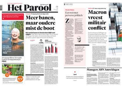 Het Parool – 01 juni 2018