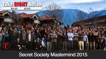Timothy Marc – Secret Society Mastermind 2015 (Week1-7)