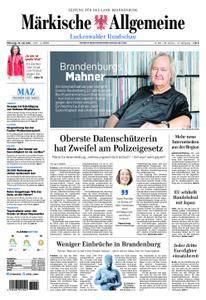 Märkische Allgemeine Luckenwalder Rundschau - 18. Juli 2018