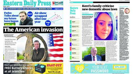 Eastern Daily Press – January 22, 2019