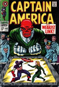 Captain America 103 HD Jul 1968
