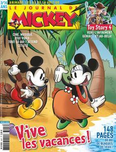 Le Journal de Mickey - 26 juin 2019
