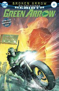 Green Arrow 025 2017 2 covers Digital Zone-Empire