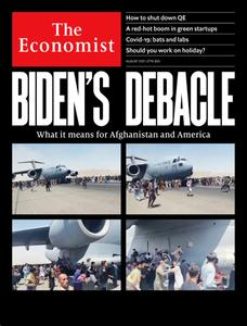 The Economist Middle East and Africa Edition – 21 August 2021