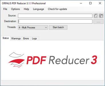 ORPALIS PDF Reducer Professional 3.1.8