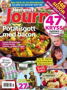 Hemmets Journal – 17 oktober 2019
