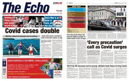 Evening Echo – July 17, 2021