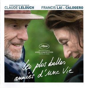 Francis Lai & Calogero - Les Plus Belles Années D'une Vie (The Best Years Of A Life) (2019)