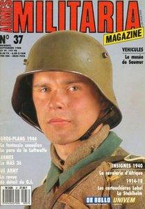 Armes Militaria Magazine №37 (1988-09)