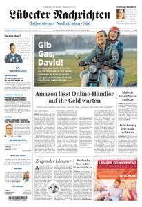 Lübecker Nachrichten Ostholstein Süd - 09. November 2017