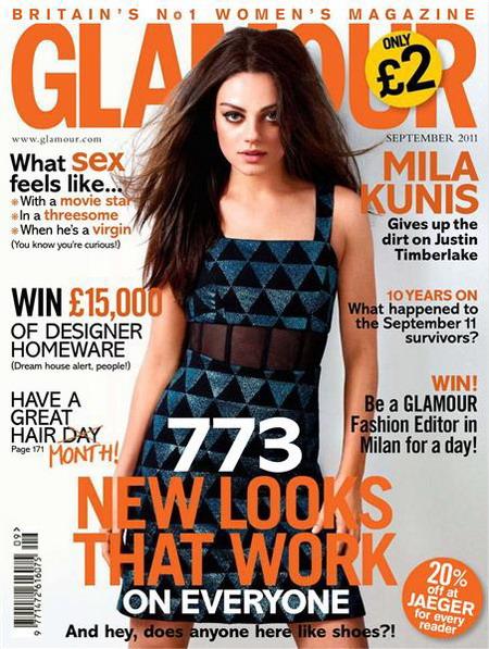 Glamour - September 2011 / UK