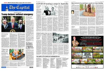 The Capital – March 14, 2020