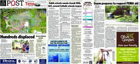 The Guam Daily Post – September 12, 2018